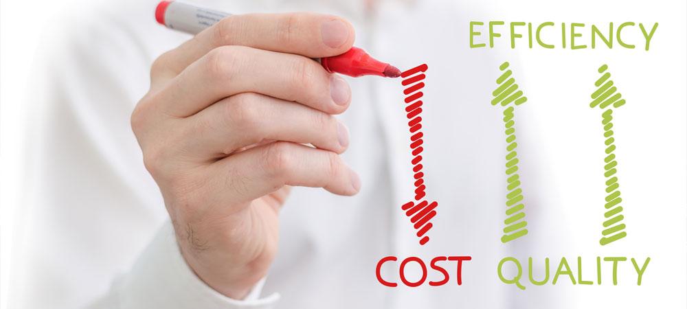 Pomer cena a efektivita